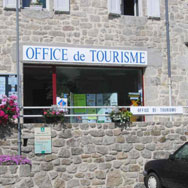 Tourism office